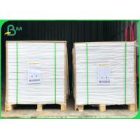 Cheap Food Grade 30gsm Machine Glazed Bleached Kraft Paper OBA Free For Food Packaging for sale