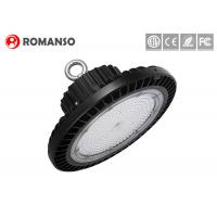 150 Watt UFO LED High Bay Light Industrial Warehouse 3000k-6000k CCT