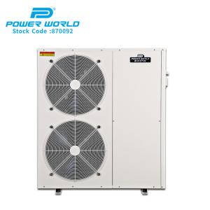 Cheap PowerWorld air source indoor heat pump water heater for business partner in Europe for sale