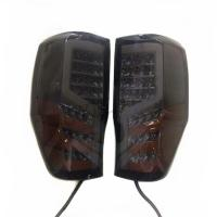 Cheap ABS Plastic 4x4 Accessories Ford Ranger 2012 LED Rear Tail Lights for sale