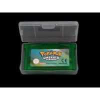 Cheap New Version Game Boy Advance GBA Game cards for GBA/SP with stable quality:Pokemon Emerald Version for sale