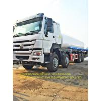 China 8x4 Special Purpose Truck Manual Transmission Type 25001 - 30000L Tank on sale