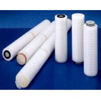 Cheap Micropore folding type-PES-film filter element for sale