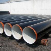 Cheap Seamless carbon steel pipes, mainly used in tap water engineering for sale