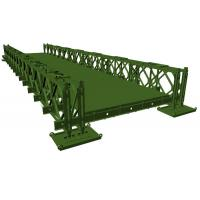 Buy cheap 200 Type Bailey Bridge With DS (Double Row Single Layer) Galvanized from wholesalers