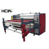 Cheap 200mm Roller Heat Printing Machine Heat Transfer Paper Printing Machine For Bags for sale