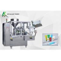 Cheap Automatic  tube Filling And Sealing Machine Pharmaceutical Granulation Equipments For Aluminum Tube for sale