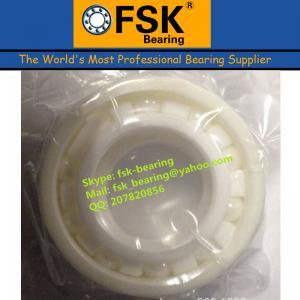 Cheap White Full Ceramic Ball Bearings ZrO2 6001 6002 6003 6004 6005 6006 6007 6008 6009 for sale