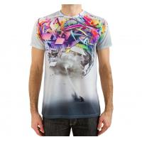 2013 new design sublimation t shirts men cheap custom for Customized heat transfers for t shirts