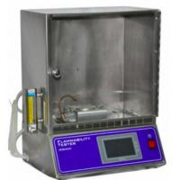 Cheap Blanket Flammability Testing Equipment ASTM D4151 FTech-ASTM4151 1 Year Warranty for sale
