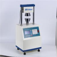 Cheap CE Certificate  Edge Crush Test Tester / Cardboard Compression Tester for sale