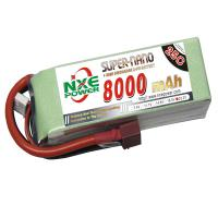 Cheap 8000mAh 22.2V 6S 25C Lipo battery for RC Helicopter for sale