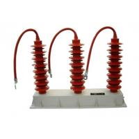 Cheap Overvoltage Protection Distribution Surge Arrester Unique Polymeric Housing for sale