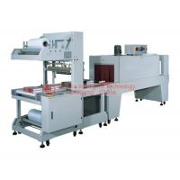 Cheap Fully Automatic Shrink Packing Machine , High Speed Shrink Wrapping Machine for sale