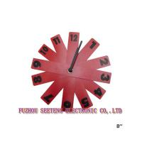 Cheap Nice color high quality  new design round shape  wall clock models for sale