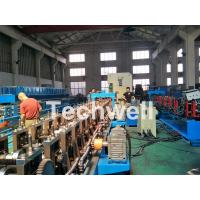 Cheap 18 forming stations Auto Changeover Cable Tray Roll Forming Machine with PLC Electrical Control for sale