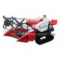 14HP Engine Power 1200mm Cutting Width Mini Rice Harvester,