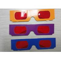 Cheap Decoder Glasses for Sweepstakes and Prize Giveaways - Red / Red wholesale