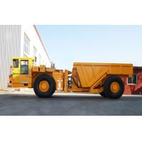 Cheap Underground Mining RT-20 Low Profile Dumper With Central Articulation Steering System for sale