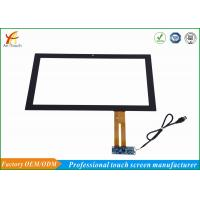 "Buy cheap 18.5"" Large Size Capacitive Multi Touch Screen Panel With Usb Controller For from wholesalers"