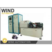 China Starter Motor Testing Equipment Pull In Release Voltage Unload Load Performance on sale