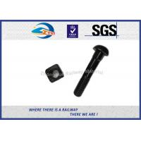 """Cheap Hot Forging railroad track bolts and nuts ASTM Standard 5/8"""" 3/4"""" 7/8"""" 1"""" 2"""" for sale"""