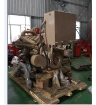 Cheap Wet Type Marine Diesel Generator Set , 895KW 1200HP Portable Marine Generator for sale
