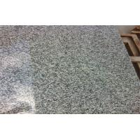 Cheap G623 Grey Polished Granite Kitchen Counter tops with Flat / Eased Edge for sale