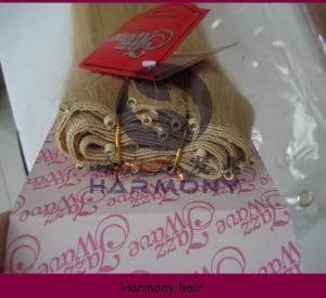 Cheap Harmony qulaity micro bead hair weft for sale