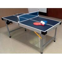 Buy cheap Aluminum Frame 3 FT Mini Game Table Wood Folding Mini Ping Pong Table For from wholesalers