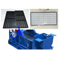 Composite Material Shale Shaker Screen For Brandt King Cobra Oil Drilling