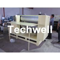 Cheap 1200 / 1220 / 1250mm MDF Embossing Machine With Temperature Control System for sale