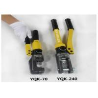 Cheap Hexagonal Hydraulic Crimping Tool , Cable Crimping Tool Hydraulic For Copper Tube for sale