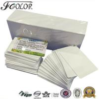 Cheap Plastic Photo ID Card / PVC Business Card / PVC Student Card / PVC Employee Card for Epson R210 R290 R270 T50 P50 wholesale
