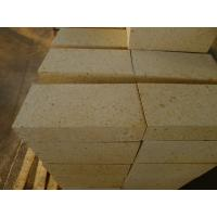 Cheap 75%-80% Al2O3 High Alumina Refractory Brick Refractoriness 1790 Degrees C 230*114*65mm for sale