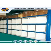 Archive Home Garages Longspan Shelving Cold Rolling Steel With Step Beams