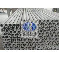 Sanitary Wares Silicon Carbide Pipe SiSiC Material High Temperature Resistance