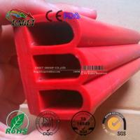 Cheap red silicone rubber oven door seal for sale