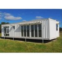 Cheap Mobile Quick Assembly Steel Flat Pack Storage Units Prefabricated House for sale