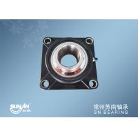 Cheap 4 Bolt Flange Bearing / Ball Bearing Unit For Chemical Machinery SUCFPL208 for sale