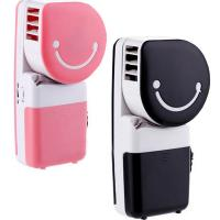Cheap Hand-Held Beauty Care Cosmetics , Smile Mini USB Portable Cooler Fan for sale