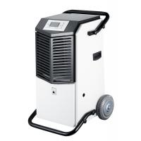 Buy cheap 48L100 Pint Commercial Grade Dehumidifier , Hand Push Commercial Dehumidifiers from wholesalers