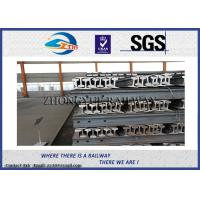 Quality GB6KG GB9KG GB12KG Steel Crane Rail / Gantry Crane Track For Railway Construction wholesale