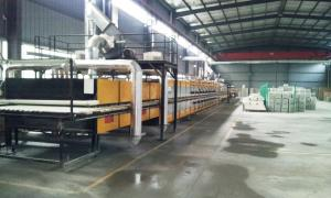 China CE Certificate 1000 ℃ Crystal Glass Mosaic Production Line on sale