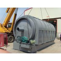 China Tyre recycling to oil machine on sale