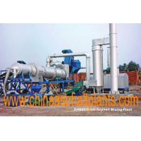 Cheap DHB20 asphalt drums mix machinery manufacturer for sale