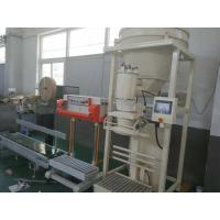 Cheap 50kg Custard Big Bag Packing Machine For Dry Powder Stainless Steel 304 Material for sale