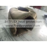 Cheap Silver T6 Turbo Cover Thermal Turbo Heat Shield Blanket for sale