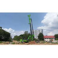 Cheap TYSIM KR285C Piling Rig Machine for Foundation Construction , Bored Hole Machinery Max Torque 285kN.m for sale