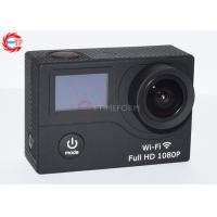 Cheap EG3 Double Screen Action Camera With WiFi Dual Display waterproof 1080p Camera wholesale
